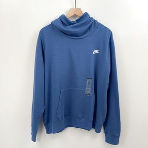New Nike Plus Funnel Hoodie Pullover Sweater XXL